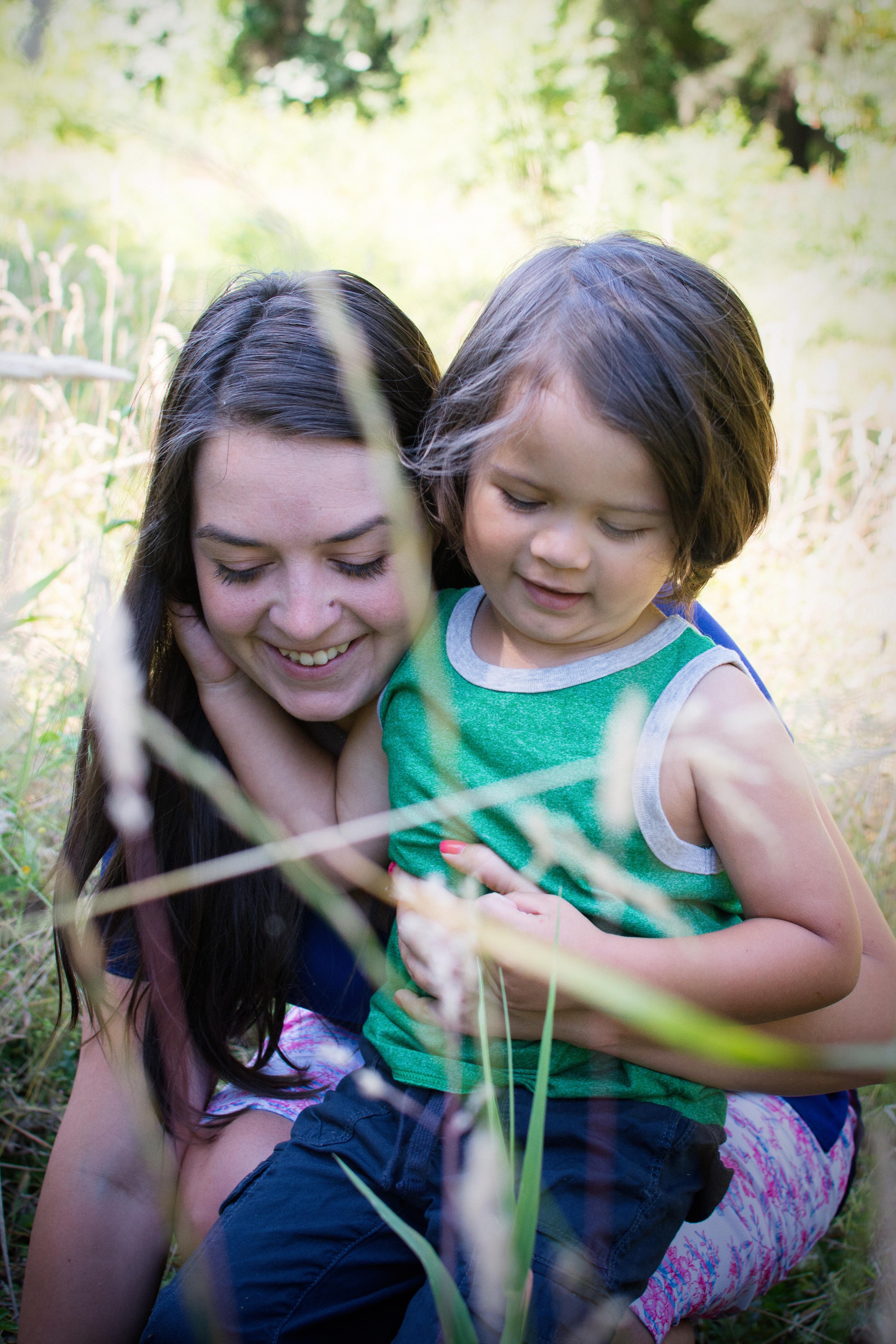 seward park family photoshoot